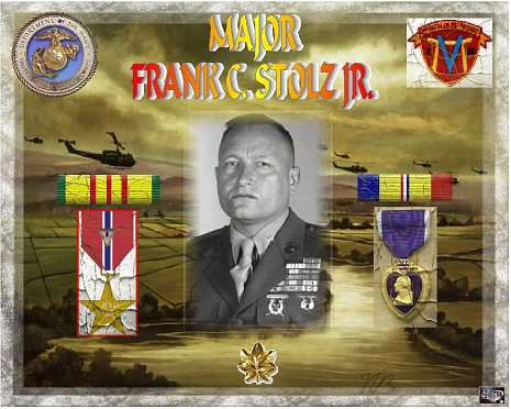 Major Frank C. Stolz, Jr.